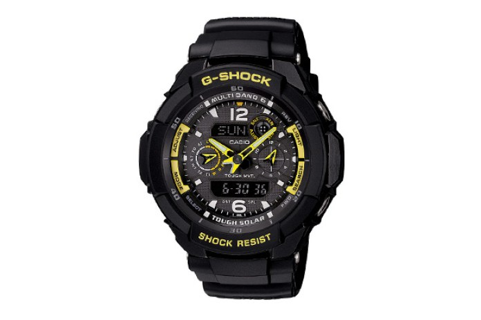 Casio G-Shock G-Aviation GW3500B-1A Watch