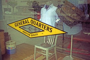 General Quarters Store Opening