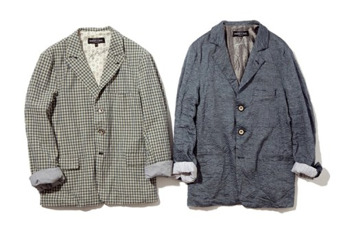 Geoffrey B. Small 2011 Spring/Summer Collection