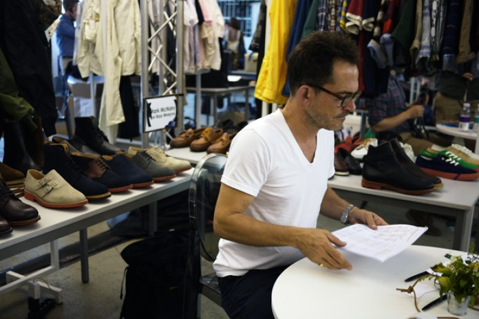 GQ: What You Can Learn From - The Master Modern Cobbler with Mark McNairy