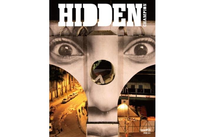 HIDDEN CHAMPION Issue #20 featuring JR