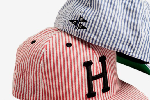 HUF 2011 Spring Headwear Collection