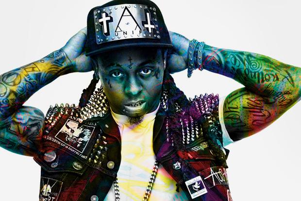 Interview Magazine: Lil Wayne Interview with Paris Hilton and Dimitri Ehrlich