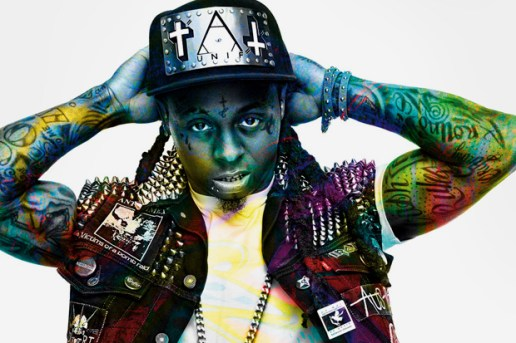 Interview Magazine: Lil Wayne Interview with Paris Hilton and Dimitri Ehrlich