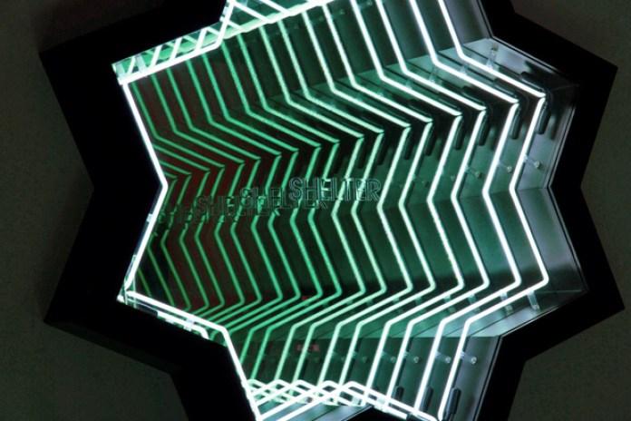 """Ivan Navarro """"Heaven or Las Vegas"""" Exhibition"""