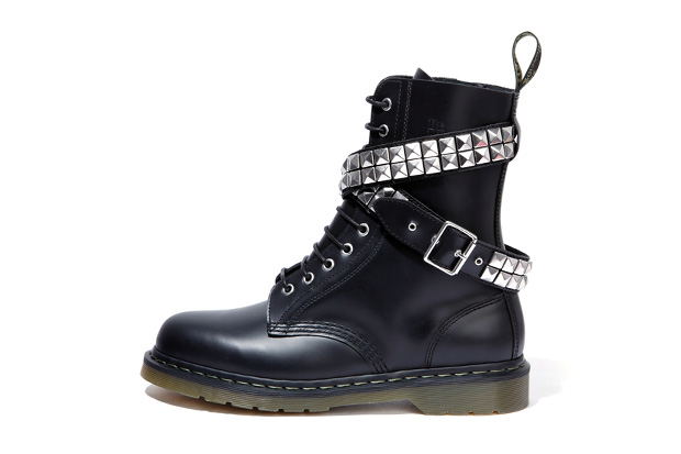 izzue x Dr. Martens 10-Hole Boot