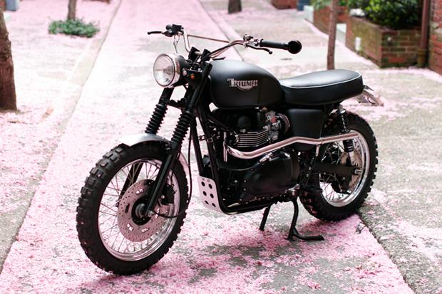Jack Pine Motorcycles by Hammarhead Industries