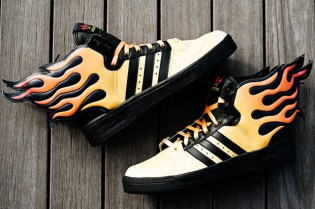 Jeremy Scott x adidas Originals by Originals JS Flames