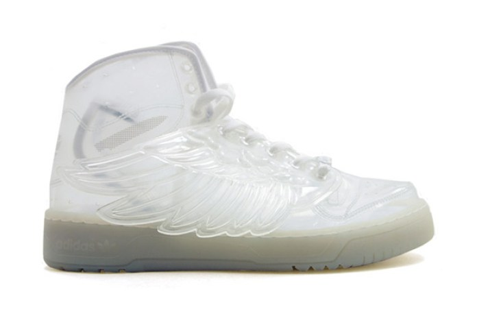 "Jeremy Scott x adidas Originals by Originals JS Wings ""Invisible"""