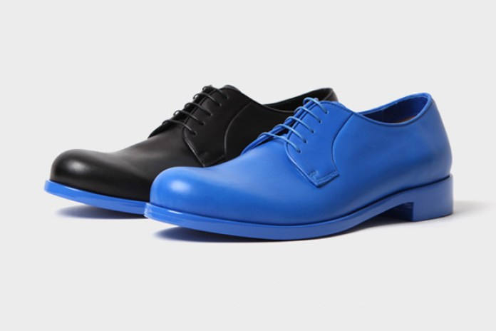 Jil Sander Memphis Derby Shoes