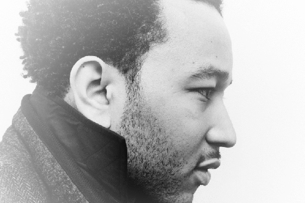 John Legend - Rolling in the Deep (Adele Cover)