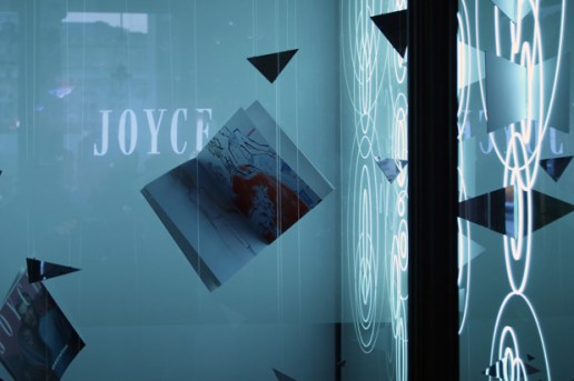 Joyce 40th Anniversary Exhibition Paris Recap