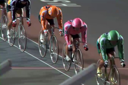 NOWNESS presents Keirin: Speed Racers