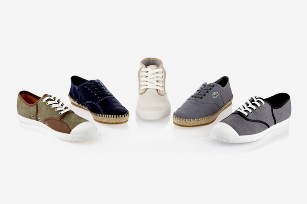 Lacoste for Size? 2011 Spring Footwear Collection