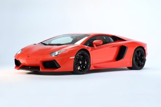 Lamborghini 2012 Aventador LP700-4