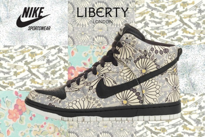 Liberty x Nike Sportswear 2011 Summer Preview
