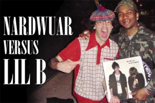 Nardwuar: Interview with Lil B