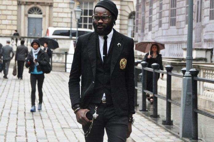 London Fashion Week 2011 Street Style
