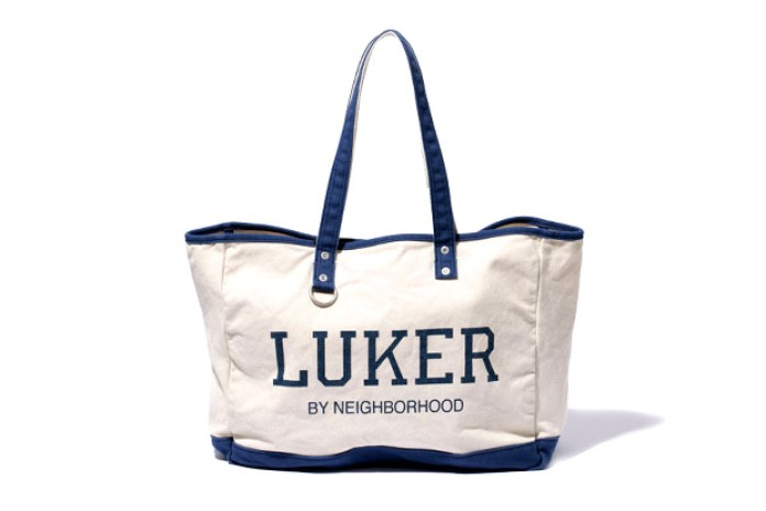 LUKER by NEIGHBORHOOD CHAOS / C-TOTE BAG