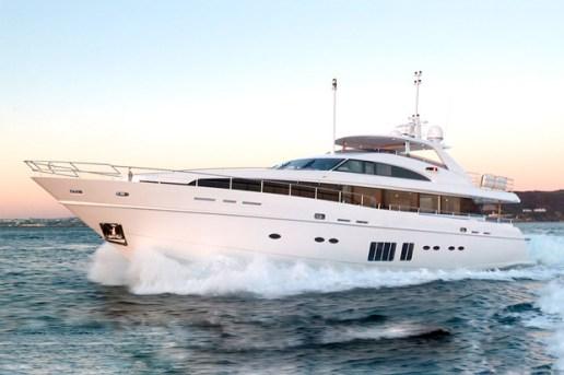 LVMH 32M Yacht