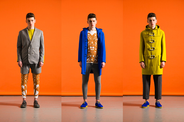 Matthew Miller 2011 Fall/Winter Lookbook