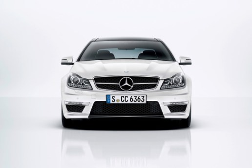 Mercedes-Benz 2012 C63 AMG Coupe