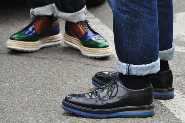 Milan Fashion Week 2011 Street Style