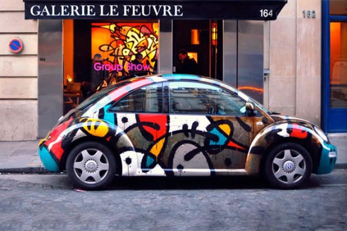 MIST New Beetle @ Galerie Le Feuvre