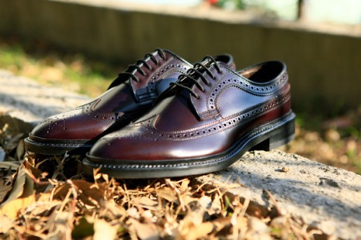 Mr. Bathing Ape by UNITED ARROWS x Regal Leather Brogue