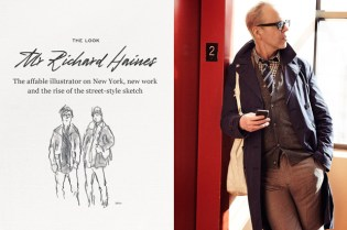 Mr. Porter: The Look – Mr. Richard Haines