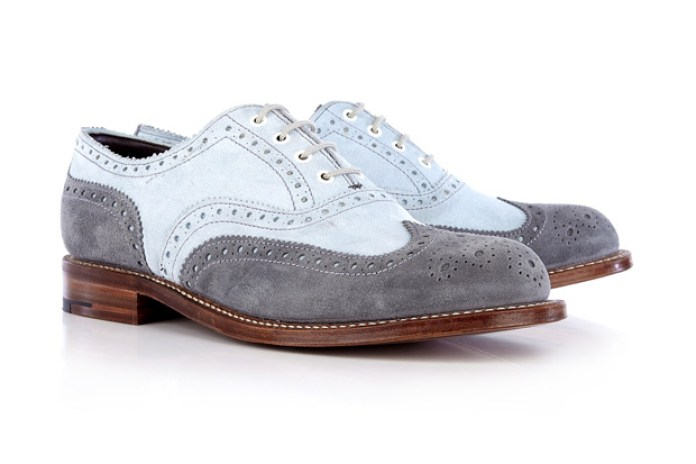 my-wardrobe x Grenson for Esquire's 20th Anniversary William Brogue