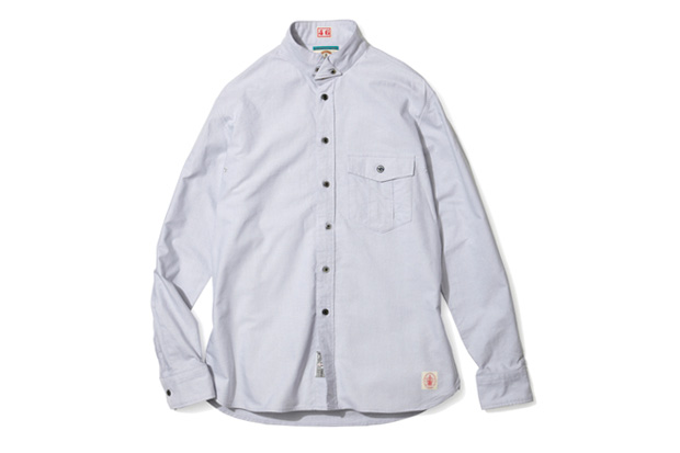 NEXUSVII Oxford W.B.D. Shirt