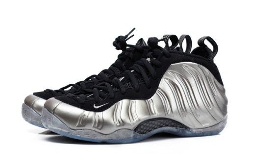 Nike Air Foamposite One Pewter/Black