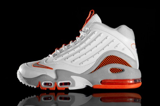 Nike Air Griffey Max II White/Grey/Orange