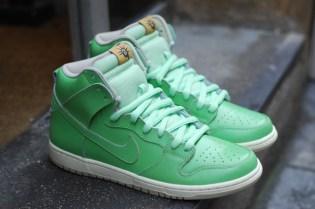 "Nike SB Dunk High ""Statue of Liberty"""