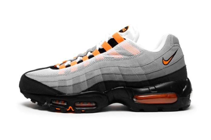 "Nike Sportswear Air Max 95 ""Bright Mandarin"""
