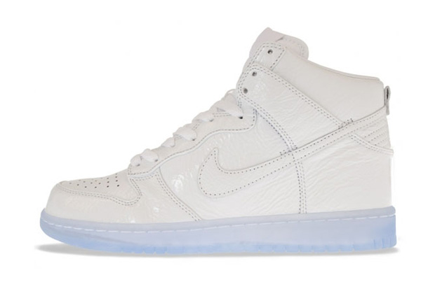 "Nike Sportswear Dunk High Premium ""White Ice"""