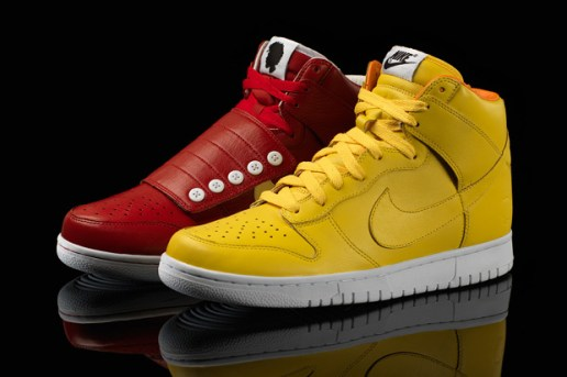 Nike Sportswear x ?uestlove Dunk Collection