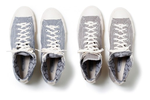 nonnative Dweller Trainer C/P Gingham Check GORE-TEX