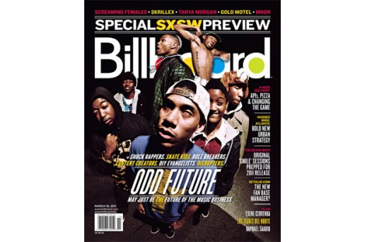 Odd Future: The Billboard Cover Story