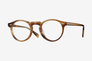 """Oliver Peoples """"Gregory Peck"""" Collection"""