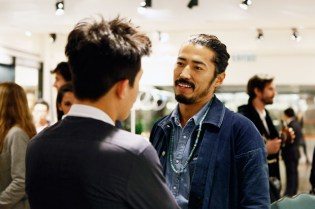 visvim Women's 2011 Spring Collection Launch @ On Pedder