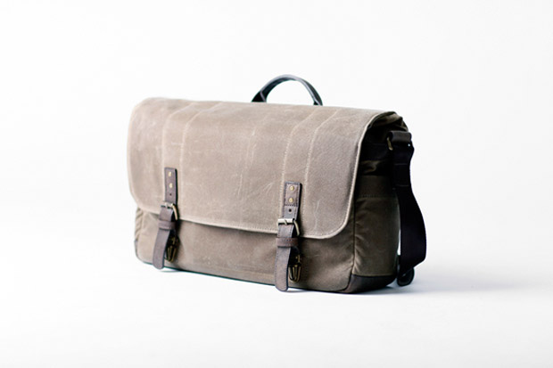 ONA Union Street Camera & Laptop Messenger Bag