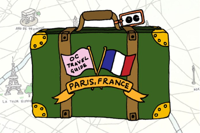 Opening Ceremony Travel Guide to Paris