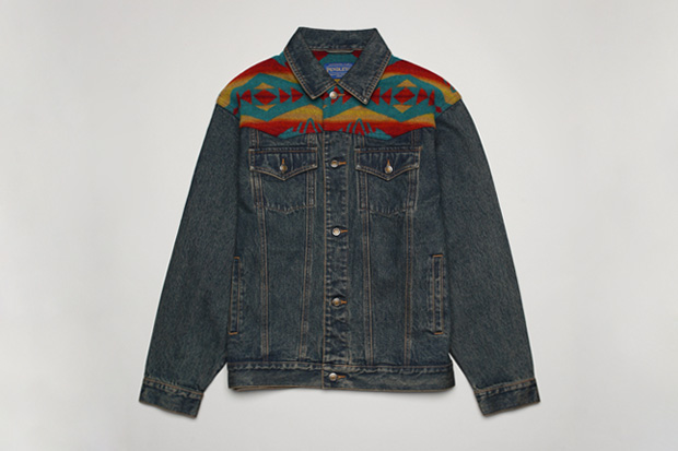 Pendleton Denim Jacket