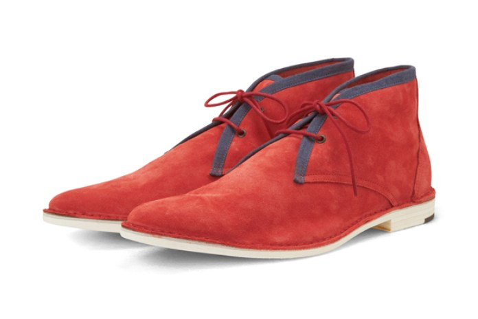 Pierre Hardy Desert Boot