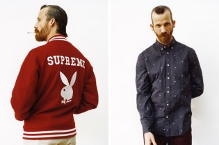 Playboy x Supreme 2011 Spring/Summer Collection