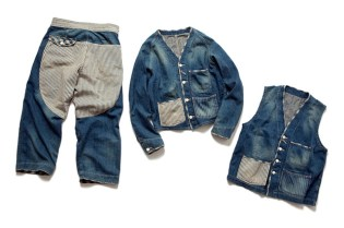Porter Classic 2011 Spring/Summer Denim Collection