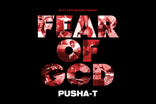 Pusha T - Fear of God (Mixtape)