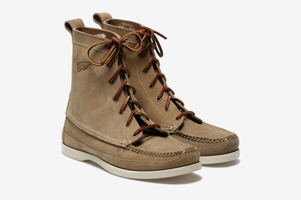 Red Wing Boat Boot E